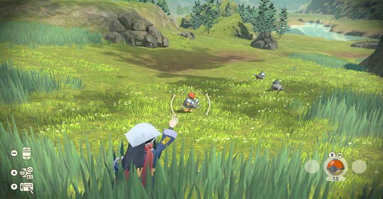 Pokémon Legends Arceus - Jogo Revela Novidades