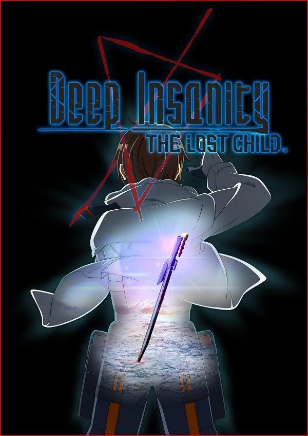 Deep Insanity: The Lost Child - Anime revela 2.º Vídeo Promo