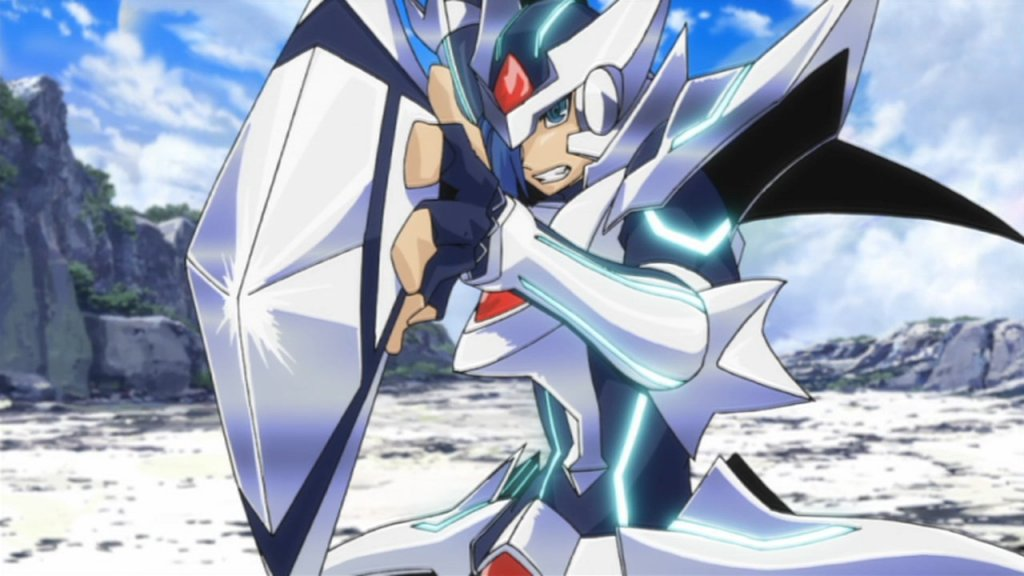 Cardfight!! Vanguard - Blaster Blade